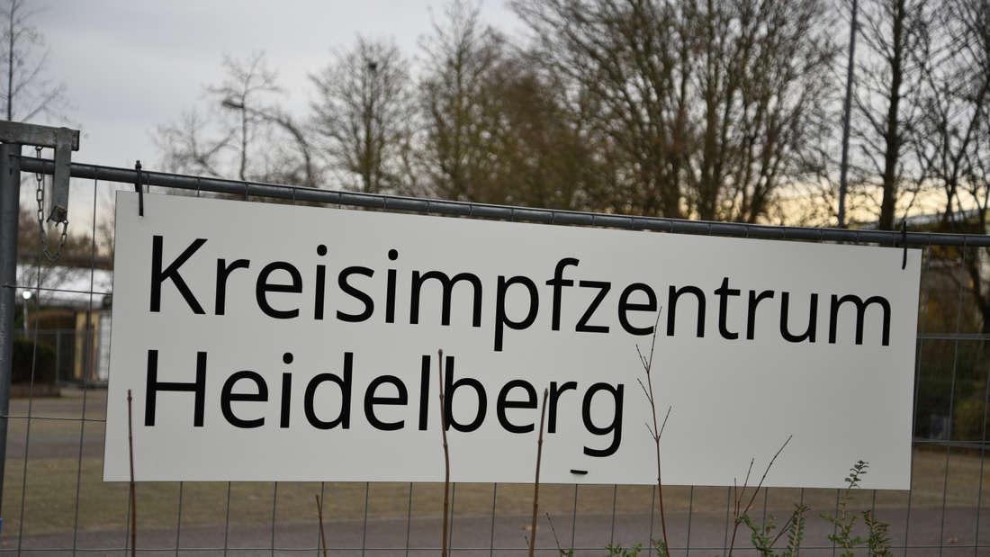 Das Kreisimpfzentrum Heidelberg am Gesellschaftshaus Pfaffengrund nimmt am 22. Januar den Betrieb auf.