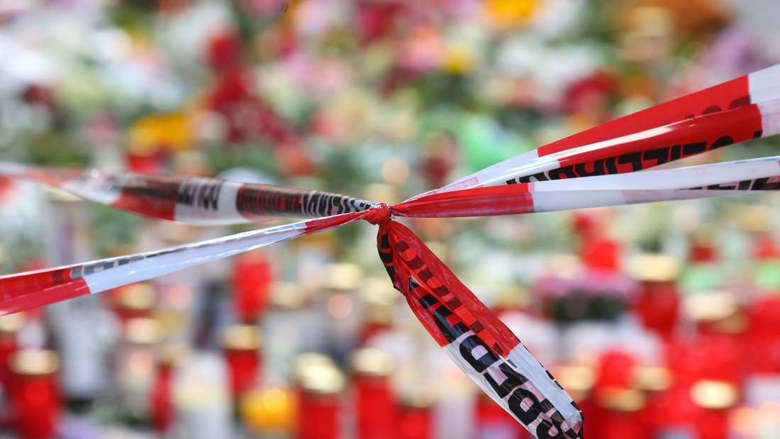 Messerattacke in Würzburgs Innenstadt