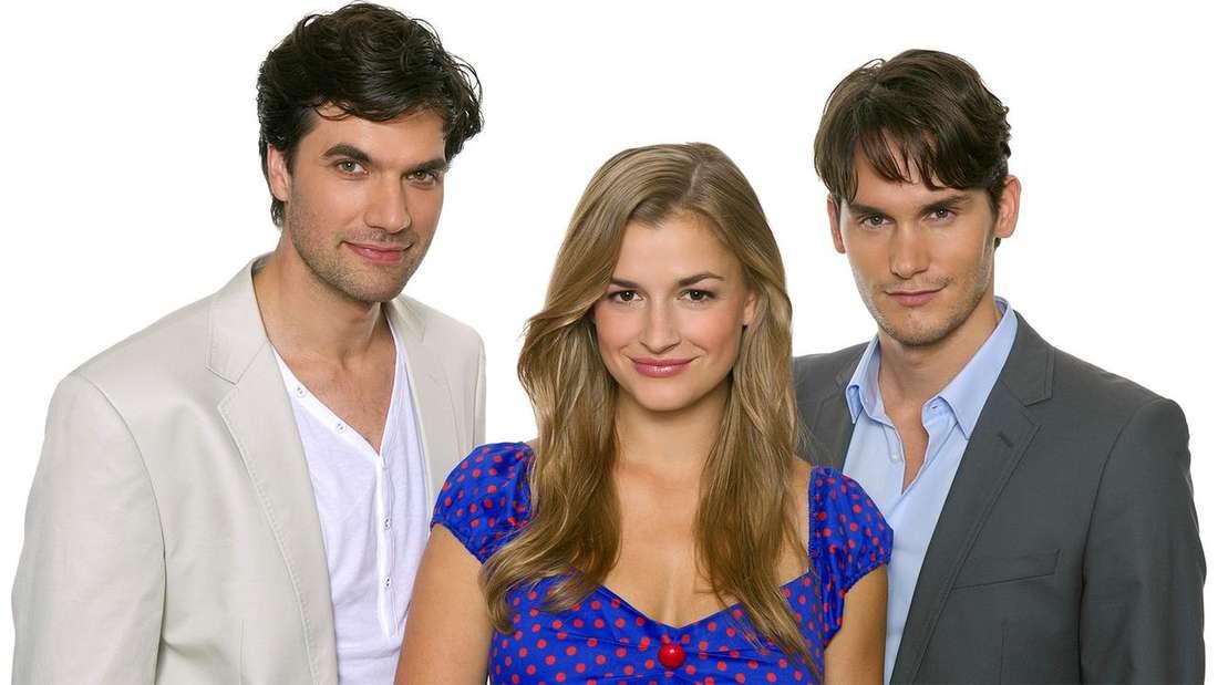 """Liebes-Dreieck um Theresa, Moritz und Konstantin in Staffel 7 von """"Sturm der Liebe"""""""