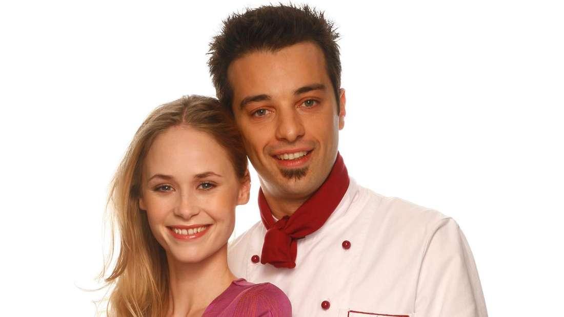 """Traumpaar Robert und Miriam aus Staffel 2 von """"Sturm der Liebe"""""""