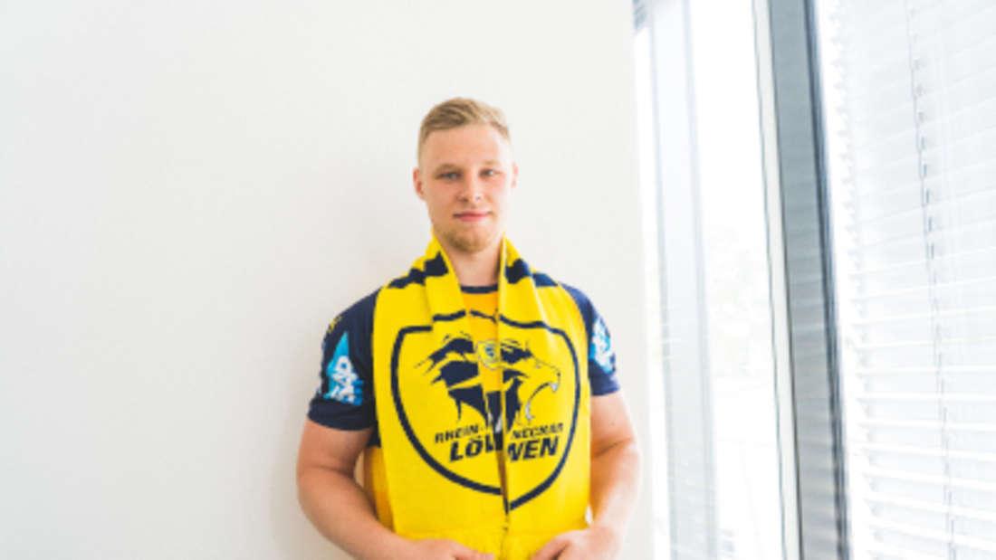 Kristjan Horzen wechselt im Sommer 2022 zu den Rhein-Neckar Löwen.