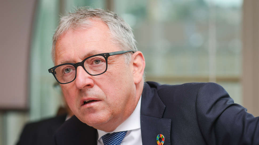 Oberbürgermeister Peter Kurz