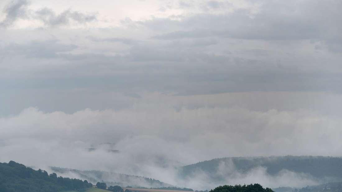 Starkregen in Rheinland-Pfalz