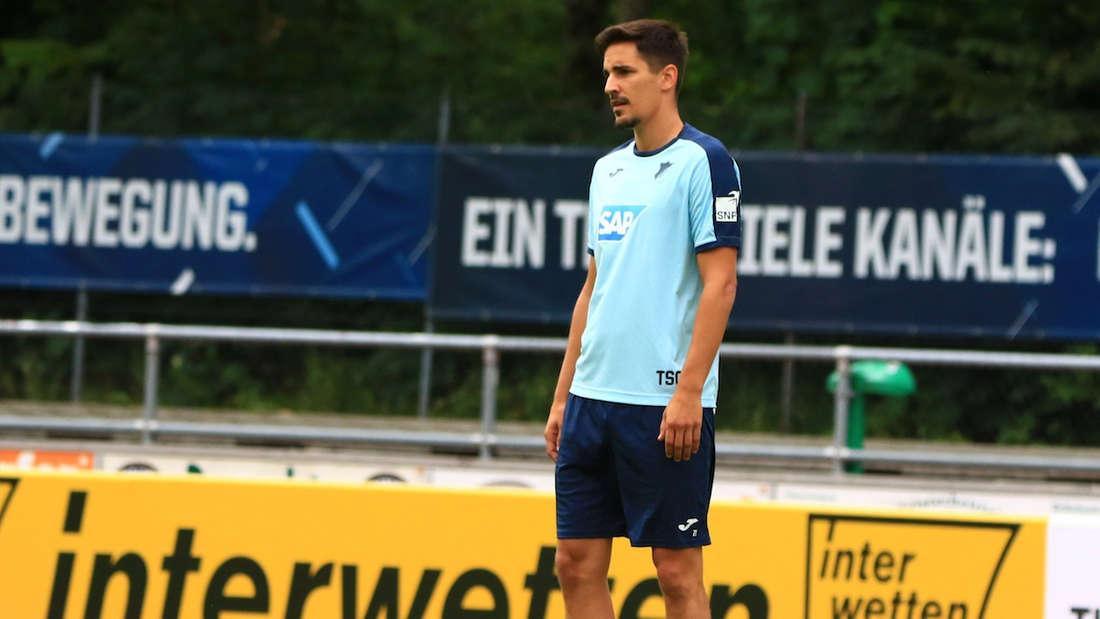 Hoffenheims Benjamin Hübner hat sich zu seiner Verletzung geäußert.