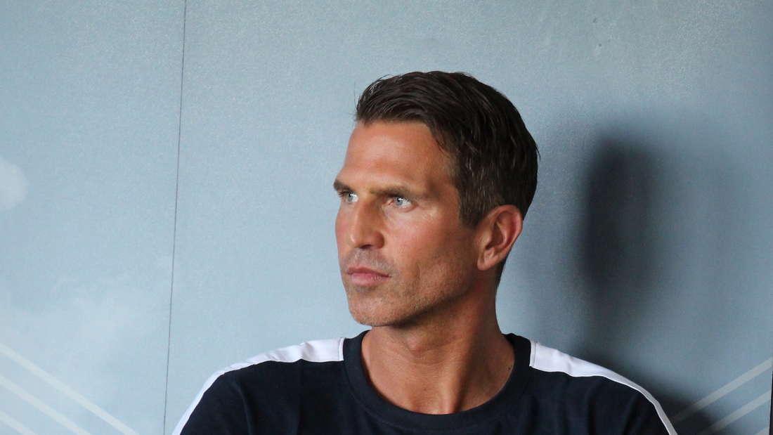 Waldhof-Trainer Patrick Glöckner äußert sich zur Torwart-Problematik. (Archivfoto)