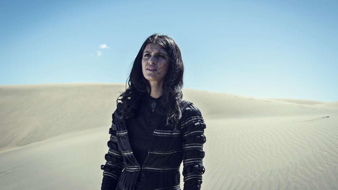 """Die """"The Witcher""""-Produzentin Lauren Hissrich veröffentlichte ein erstes Bild der Dreharbeiten zur 2. Staffel."""