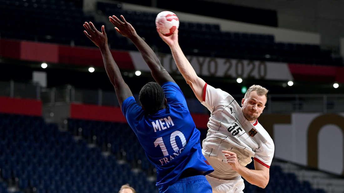 Handball bei Olympia: Frankreich - Deutschland