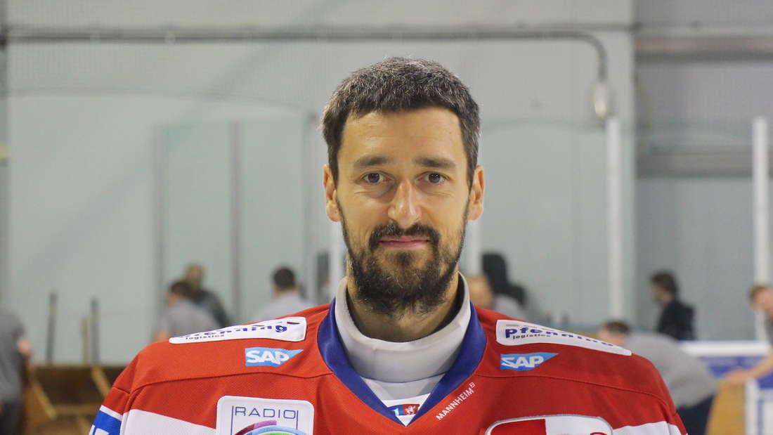 Dennis Endras - Adler Mannheim