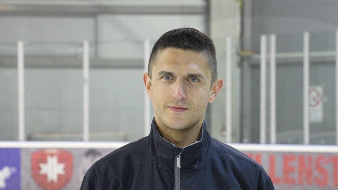 Marcel Goc - Development Coach Adler Mannheim