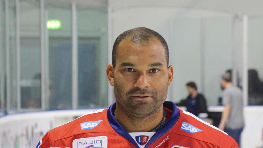 Nigel Dawes - Adler Mannheim
