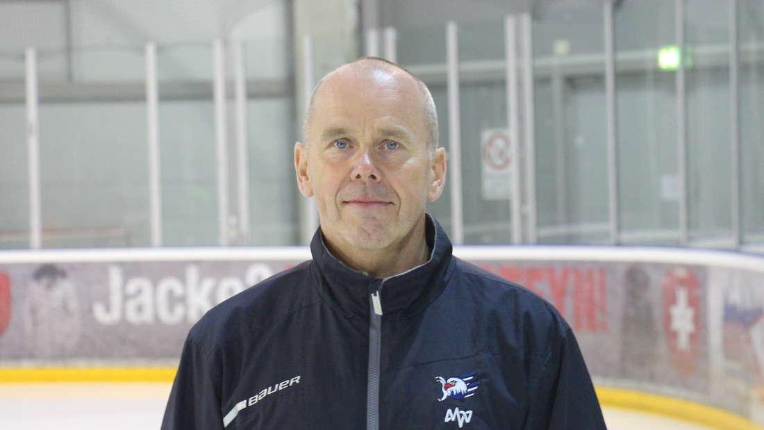 Rostislav Haas - Torwarttrainer Adler Mannheim