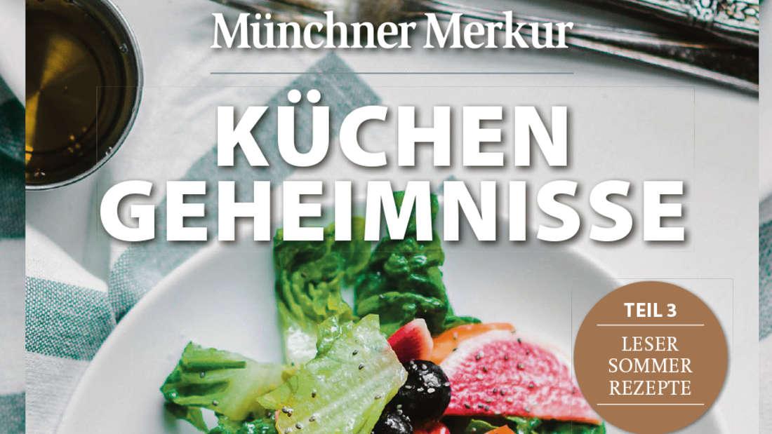 """Ausschnitt des Covers von """"Küchengeheimnisse""""."""