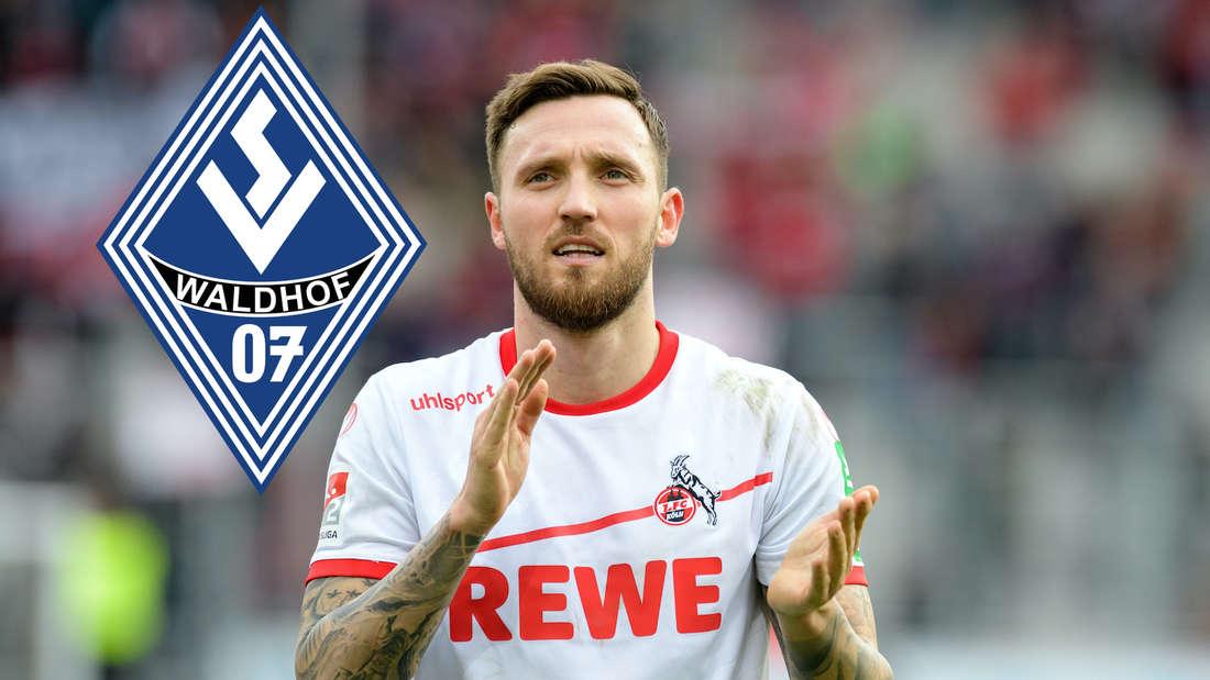 Marco Höger wechselt zum SV Waldhof Mannheim.