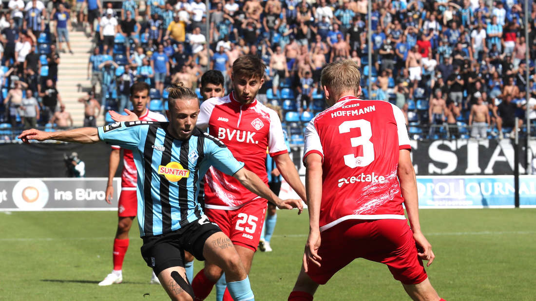 SV Waldhof Mannheim – Würzburger Kickers