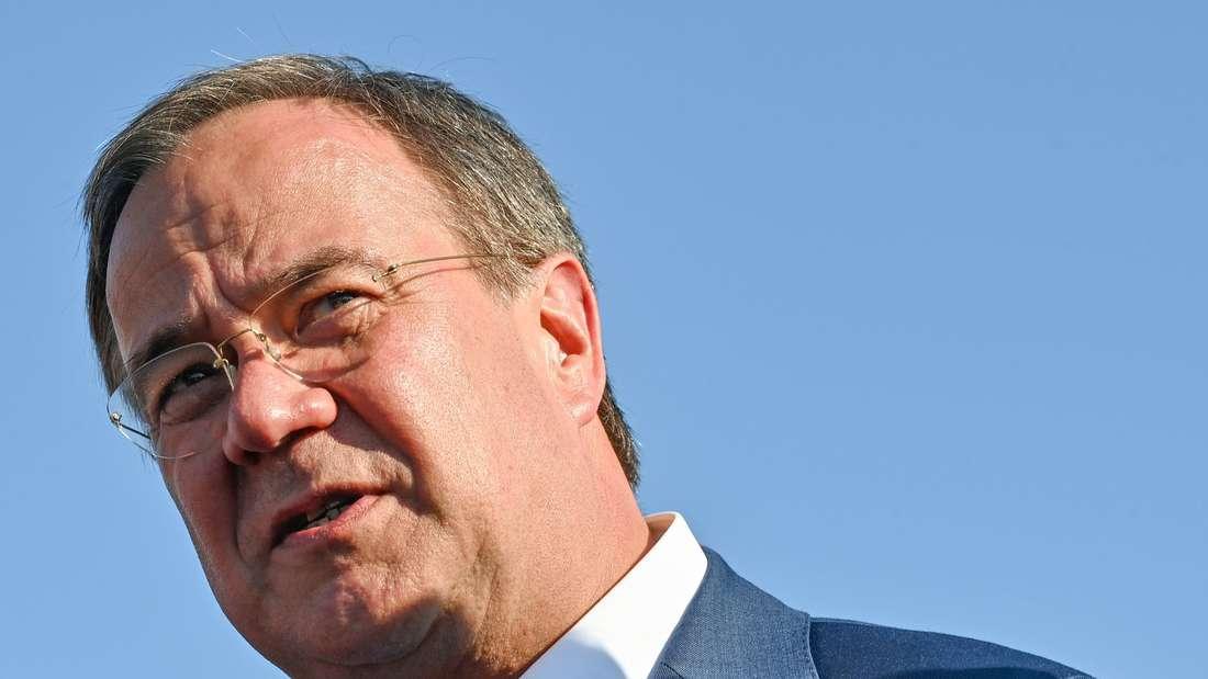 CDU-Kanzlerkandidat Armin Laschet