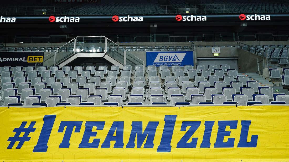 Künftig dürfen wieder Zuschauer in die SAP Arena.