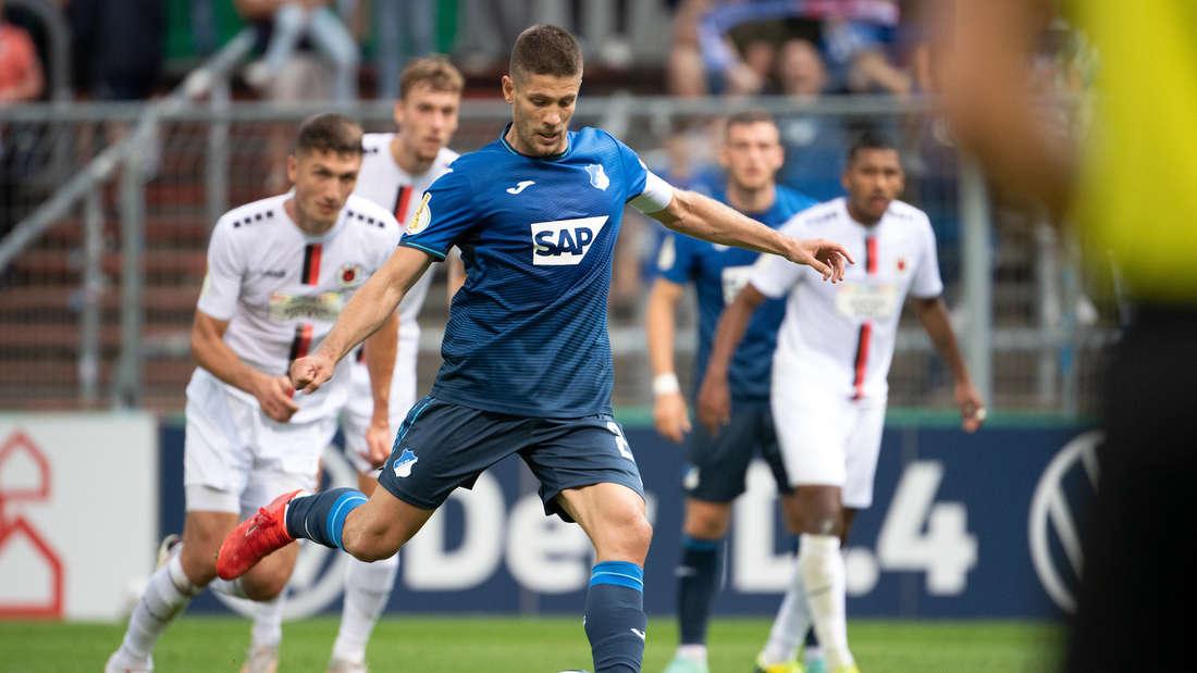Die Hoffnungen ruhen bei der TSG Hoffenheim auf Andrej Kramaric.