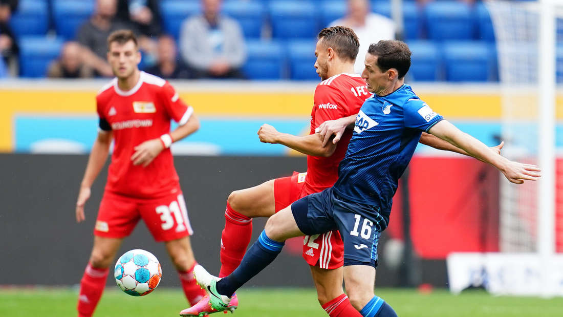 Bundesliga: TSG 1899 Hoffenheim - 1. FC Union Berlin
