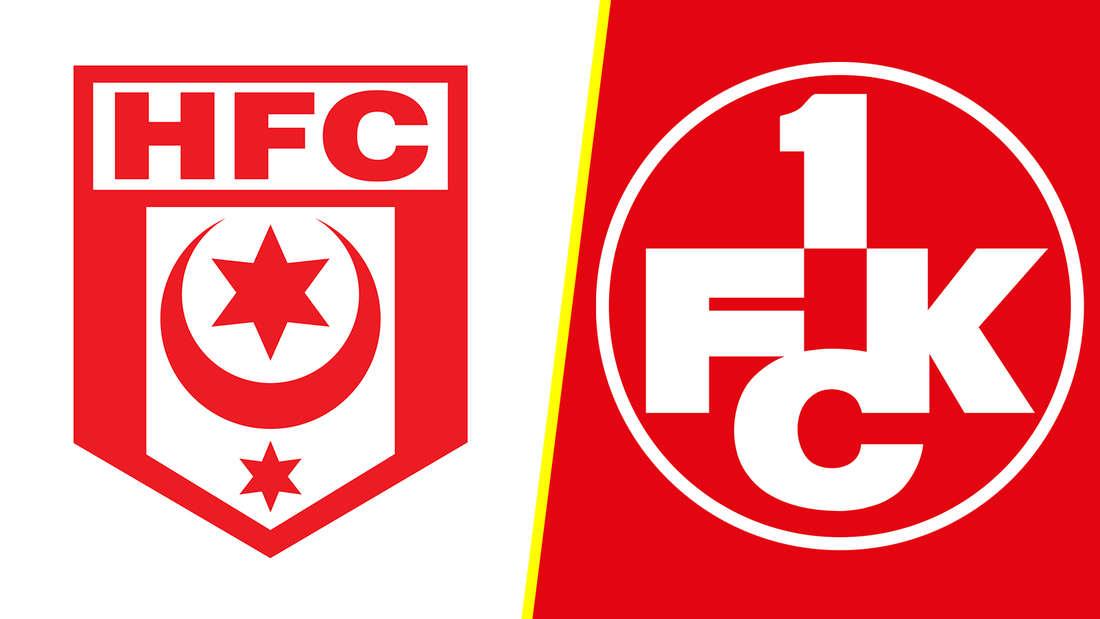 Der Hallesche FC empfängt den 1. FC Kaiserslautern.