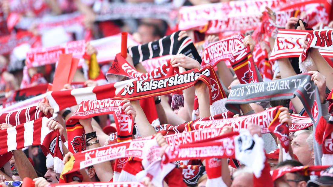 Der 1. FC Kaiserslautern hofft auf die Unterstützung seiner Fans.