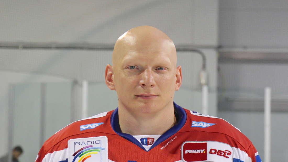 Denis Reul ist neuer Kapitän der Adler Mannheim.