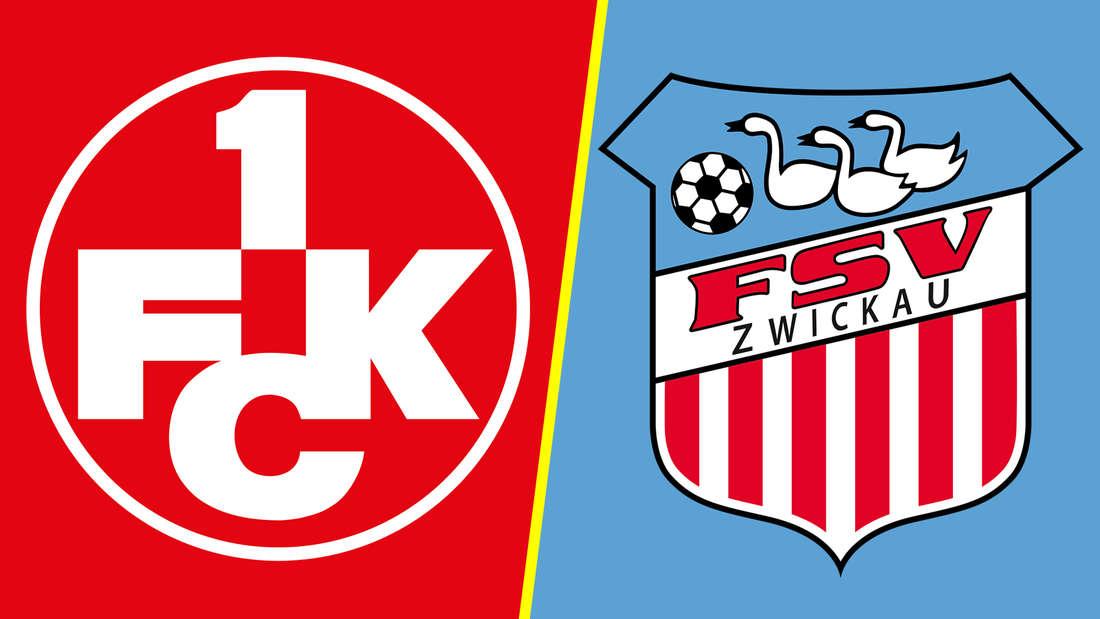 Der 1. FC Kaiserslautern empfängt den FSV Zwickau (Fotomontage).