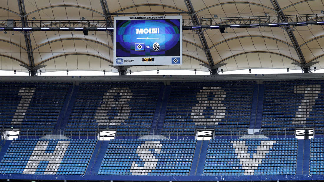 Der HSV empfängt am 11. September den SV Sandhausen.