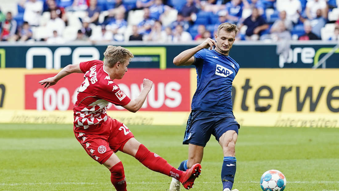 Die TSG Hoffenheim verliert gegen Mainz 05.