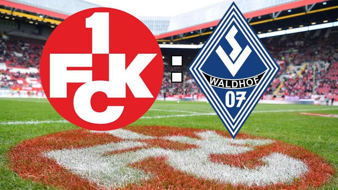 Der 1. FC Kaiserslautern empfängt am Samstag den SV Waldhof Mannheim.