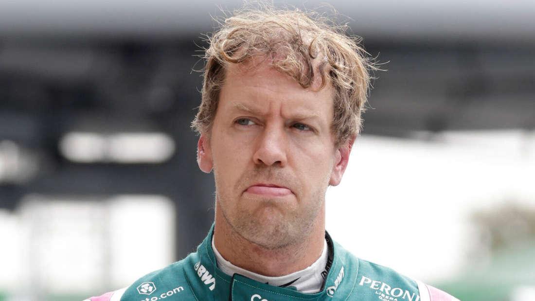 Sebastian Vettel hat ein schweres erstes Jahr bei Aston Martin. Er hängt aber noch mindestens ein weiteres dran.