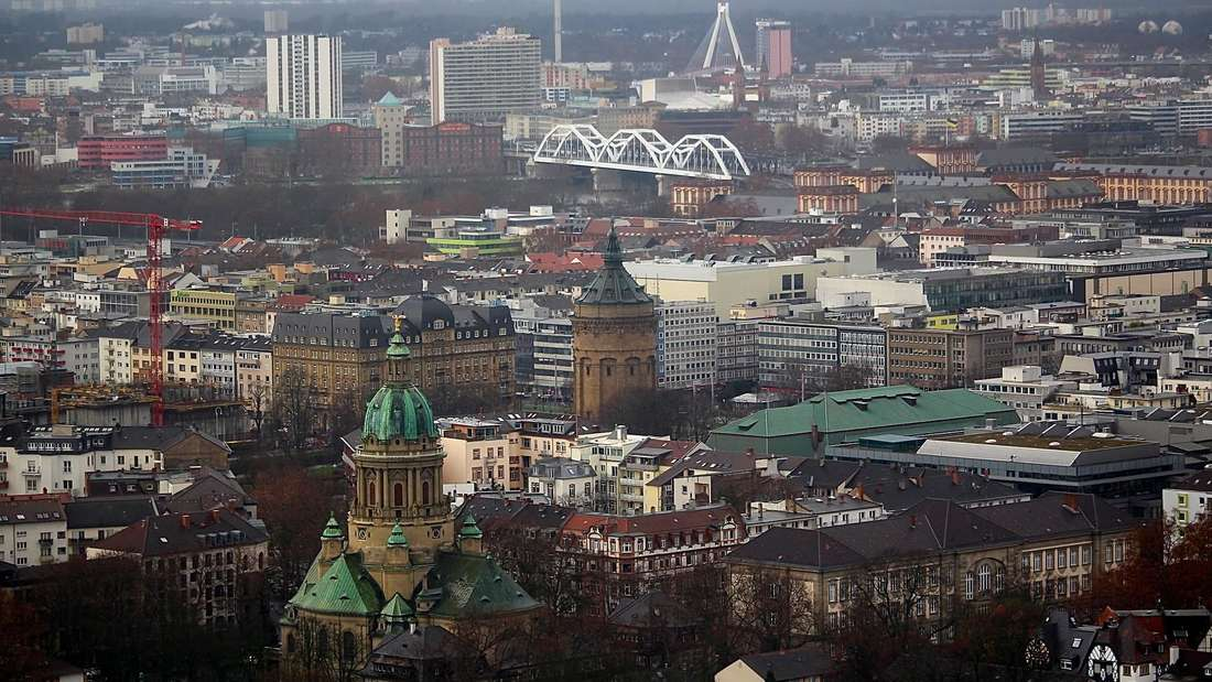 Die Gemeinderat Mannheim will die Einwohnerzahl erhöhen.