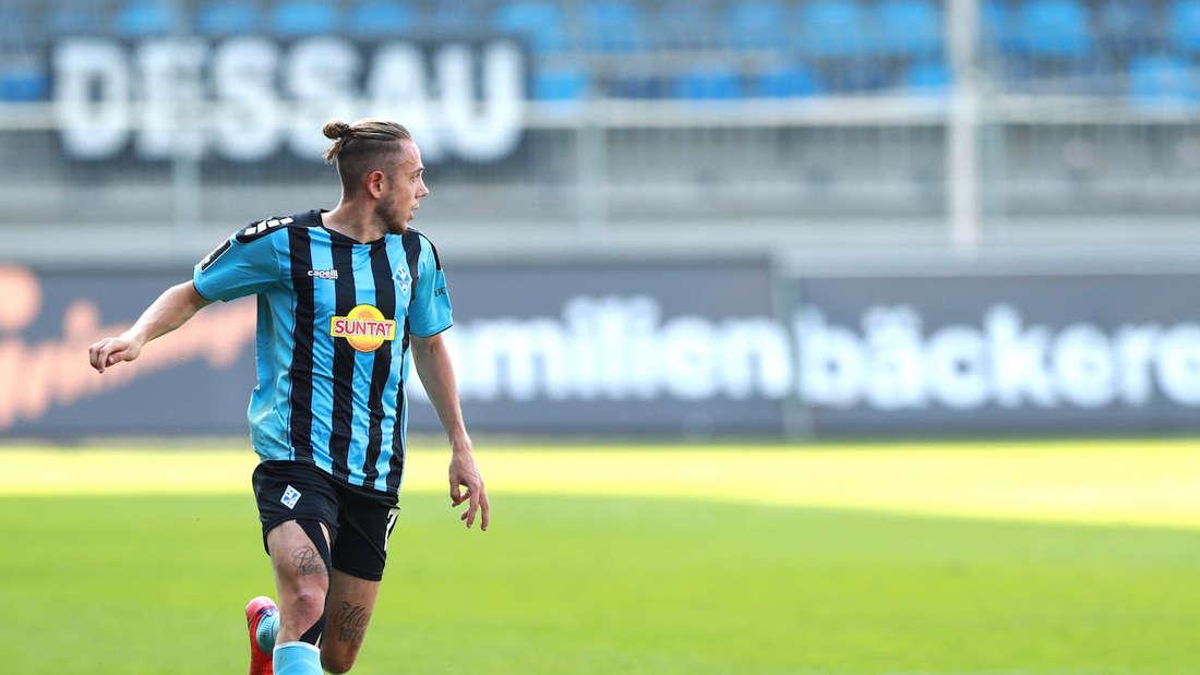 SV Waldhof Mannheim - Hallescher FC 2:1 (2:1)