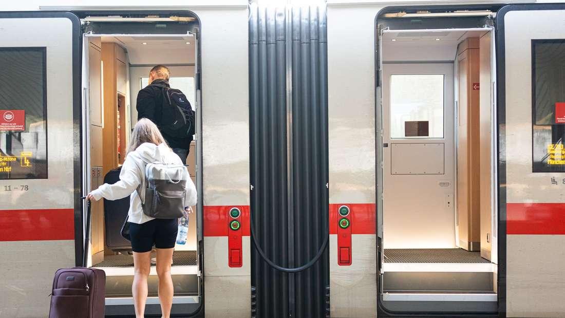 Lokführer-Streik im Personenverkehr
