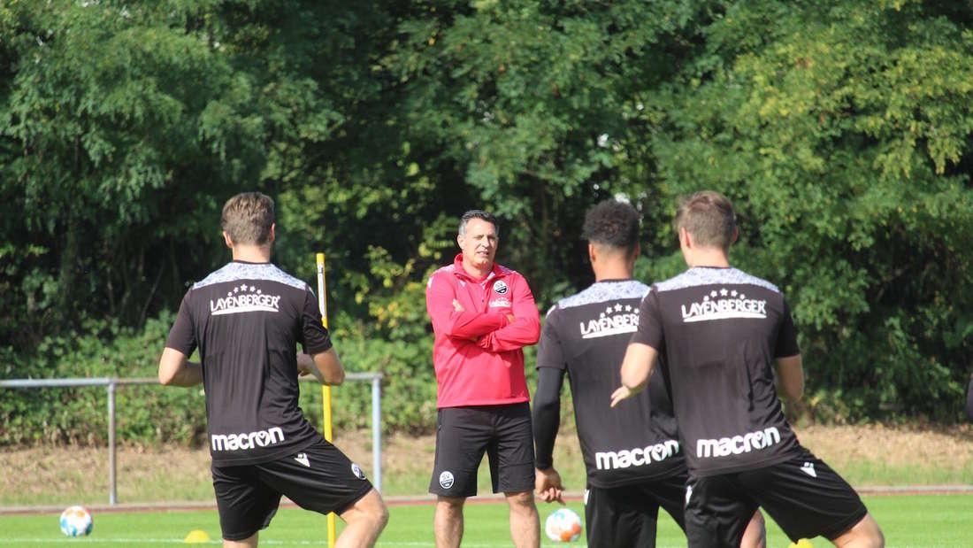 Alois Schwartz ist neuer Trainer des SV Sandhausen.