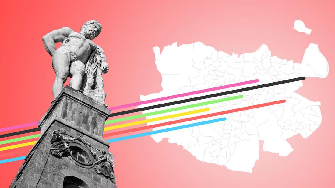 Die Bundestagswahl 2021 in Kassel: Wir zeigen Ihnen die Ergebnisse im Detail.