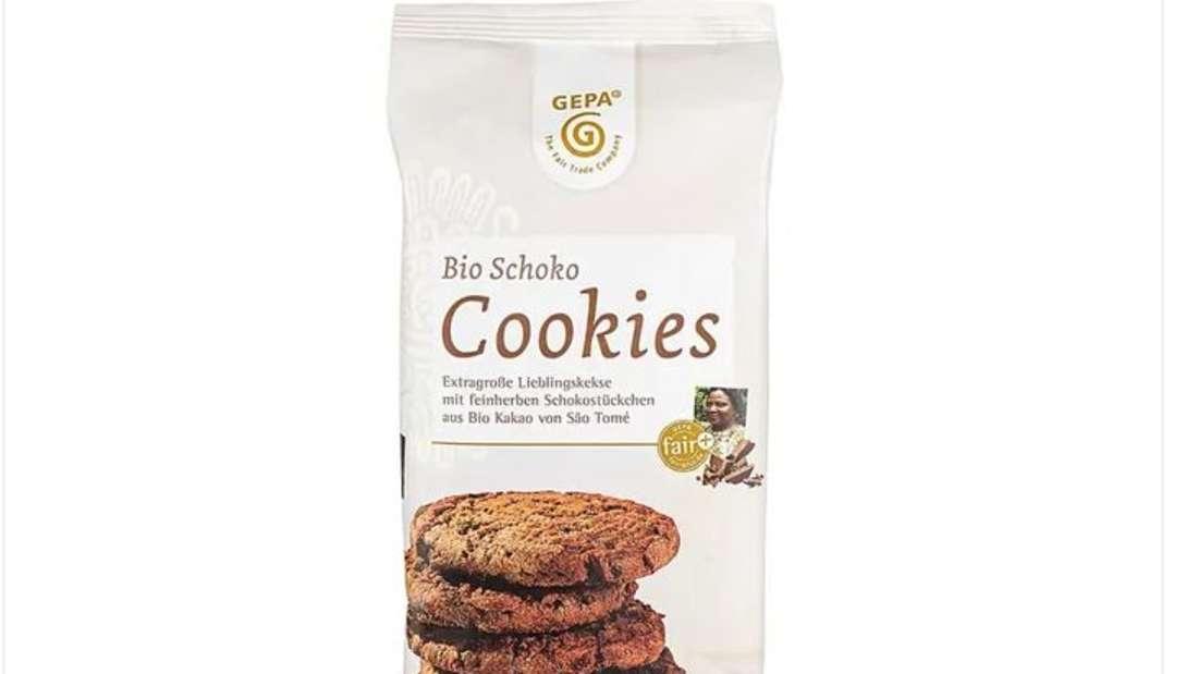 Die Schoko-Cookies von Gepa werden zurückgerufen.