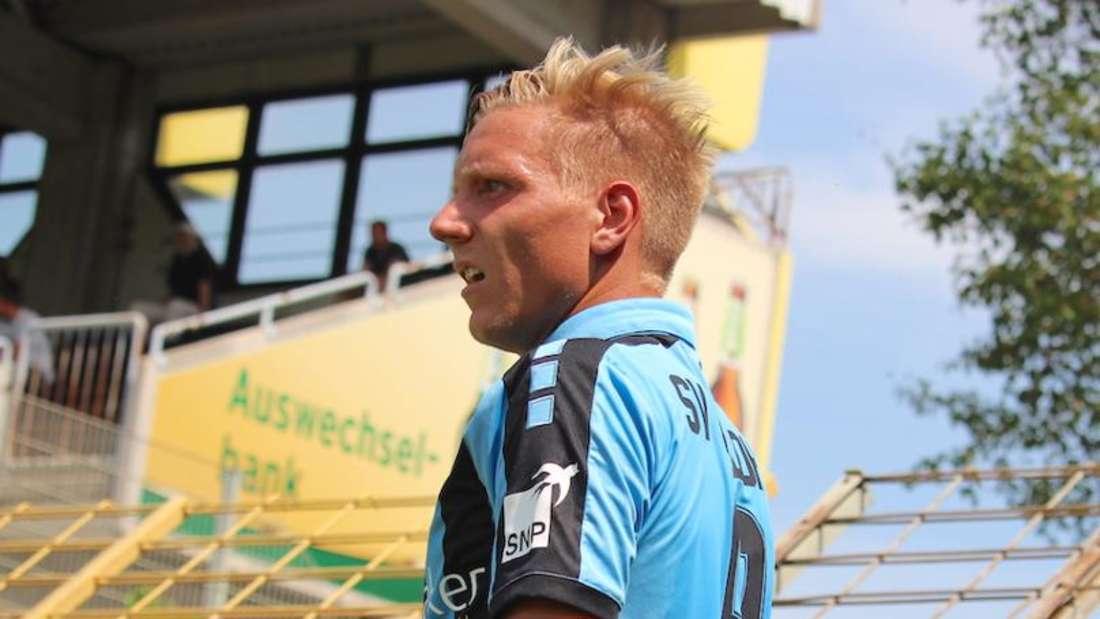 Dorian Diring stand von 2017 bis 2021 beim SV Waldhof unter Vertrag.