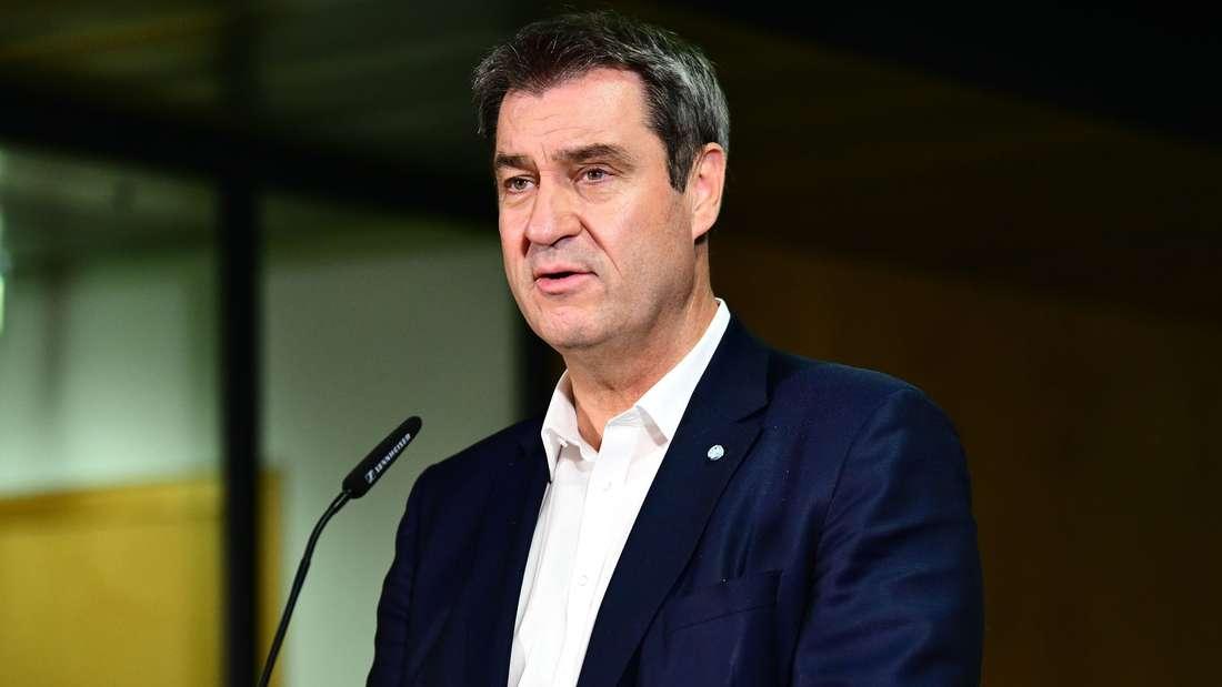 Bundestagswahl - Markus Söder