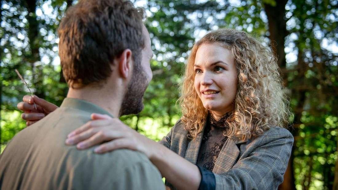 Werden Maja und Florian zusammen auswandern?
