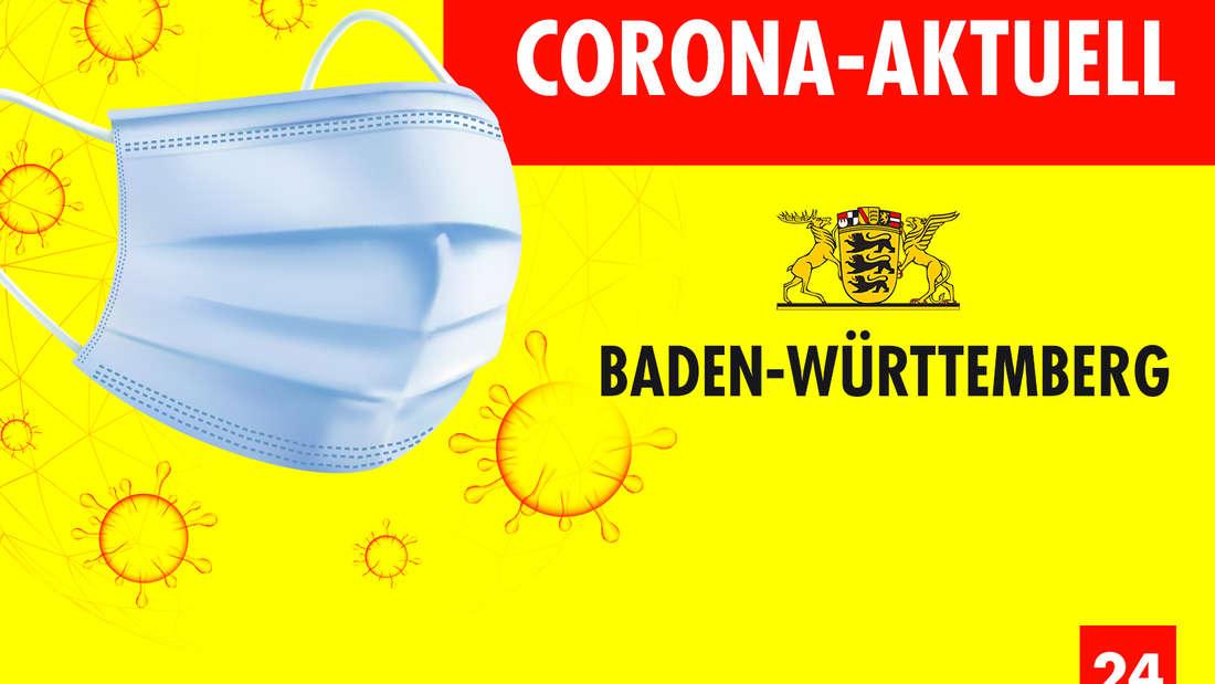 Die aktuelle Corona-Lage in Baden-Württemberg (Fotomontage)