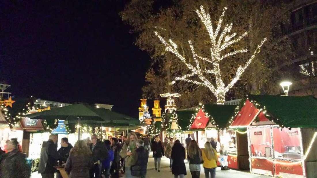 Ludwigshafener Weihnachtsmarkt