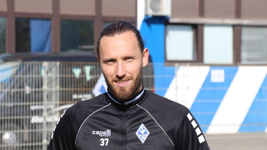 Marco Höger ist im Sommer zum SV Waldhof gewechselt.