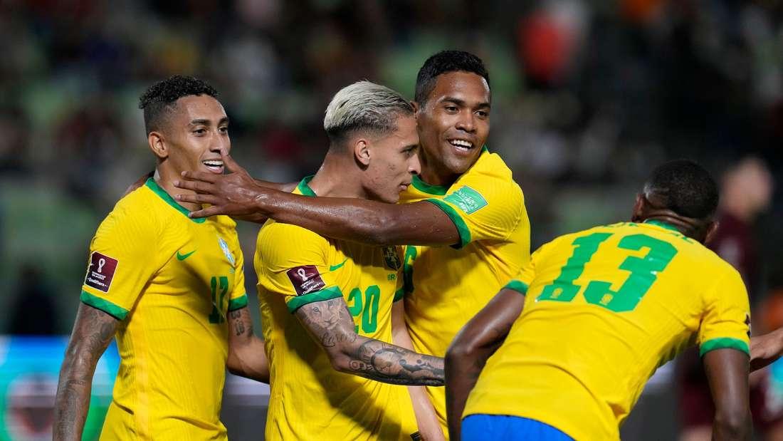 Venezuela - Brasilien