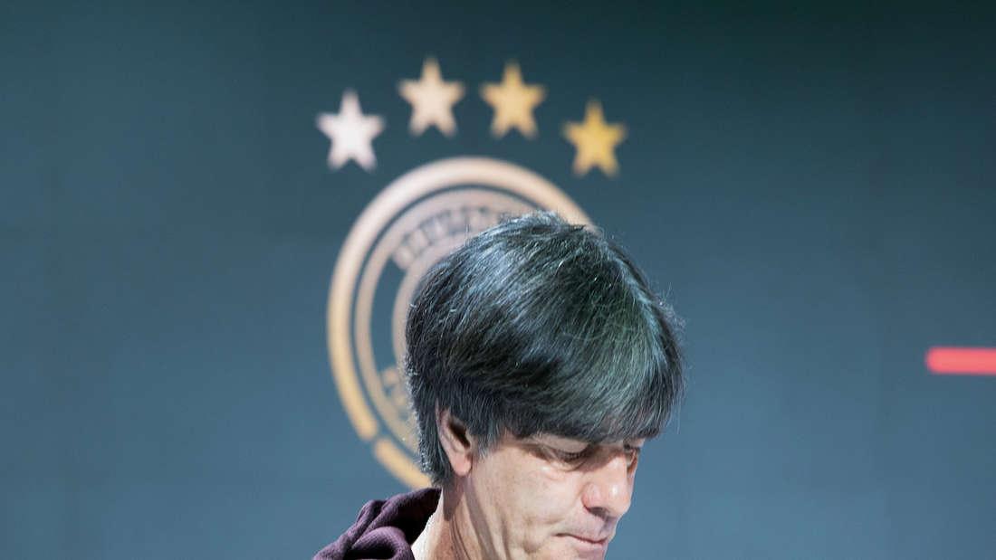 Joachim Löw soll im November vom DFB verabschiedet werden.